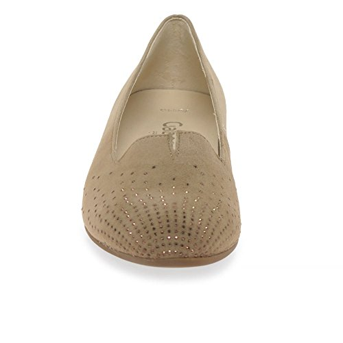 Gabor Shoes Comfort, Scarpe con Tacco Donna Walnut Suede