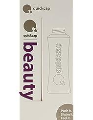 Quickcap Beauty mit Kollagen, Hyaluron, Biotin, Zink, Selen und Vitamin C aus Camu-Camu-Extrakt | Wissenschaftlich formuliertes Nahrungsergänzungsmittel |  Markenqualität von Orthomol .
