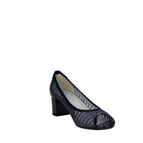 Open Damen Toe Blau Cinzia Soft 291288cs Pumps O8qxn4EX