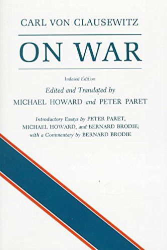 [(On War)] [By (author) Carl von Clausewitz ] published on (June, 1989)
