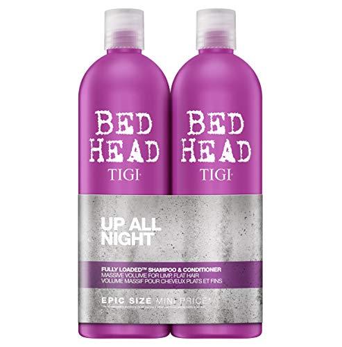 TIGI Bed Head Voll geladenes Tween-Duo (Shampoo, Conditioner), 2 x 750 ml