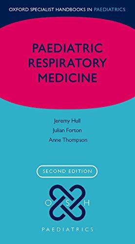 Paediatric Respiratory Medicine (Oxford Specialist Handbooks in Paediatrics) (English Edition)