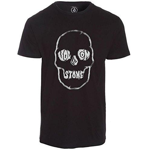 volcom-maglietta-sportiva-uomo-nero-nero-m