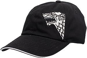 Game Of Thrones Starks Unite Black Unisex Cap, New