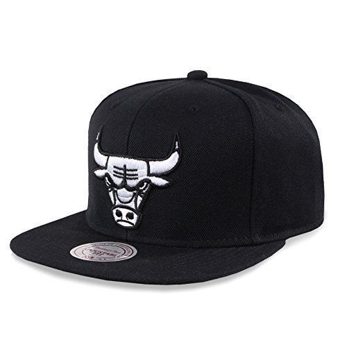 Mitchell & Ness Snapback Casquette Chicago Bulls, Cleveland Cavaliers, Rangers, Kings, Red Bull New York etc Chicago Bulls #911