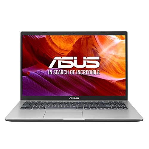 ASUS R521FA-EJ545 - Portátil de 15.6' HD (Intel Core i7-8565U, 8GB RAM, 512GB SSD, Intel graphics, Sin Sistema Operativo) Plata - Teclado Qwerty Español