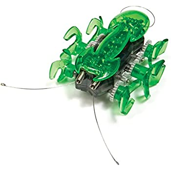 Hexbug – Araignée – Bleu – Robot Insecte RC 8cm (Import Royaume Uni)