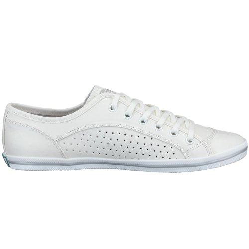 Buffalo 507-V9987 115938, Sneaker donna Bianco (Weiss (WHITE)