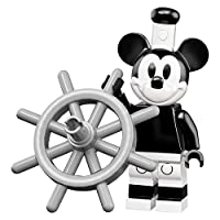 LEGO Disney Series 2 Vintage Mickey Mouse Minifigure (Bagged) 71024
