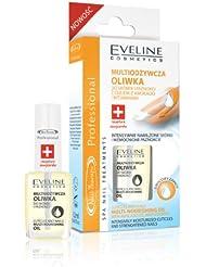 "Eveline Cosmetics - Nail Treatment for Weak Nails - ""Cuticles & Nails Multi-Nourishing Oil"""
