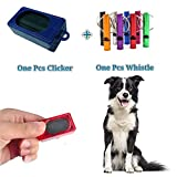Petlicious & More Made in Taiwan Dog Professional Training Clicker + Dog Training