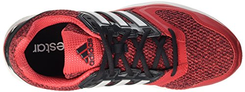 adidas Questar M, Scarpe da Corsa Uomo Multicolore (Rayred/Ftwwht/Cblack)