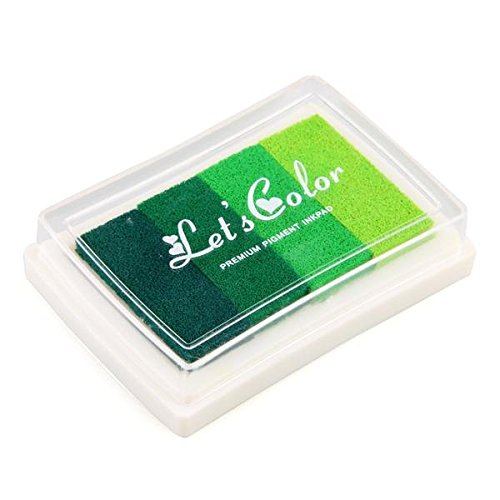 floveme-timbro-a-inchiostro-tamponi-multicolor-verde-sfumato-stamp-pad-inkpad-lavabile-per-bambini