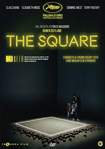 OSTLUND RUBEN - THE SQUARE (1 DVD)