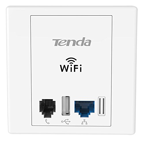 Tenda W6 Supporto Power over Ethernet