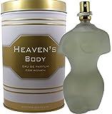 Profumo Francese 100ml Heavens Body per le donne in latta metallo di lusso, con effetti afrodisiaci. Regalo di lusso al prezzo migliore.