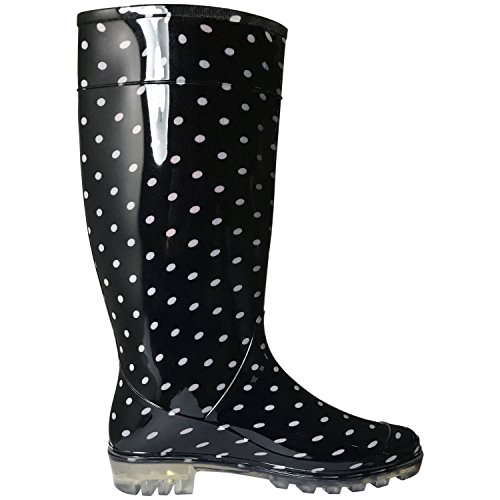 Ladies Womens Wellies Snow Rain Festival Wellington Boots Size UK 4, 5,...