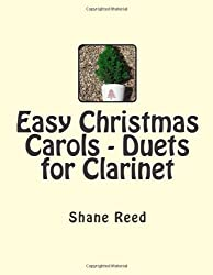 Easy Christmas Carols - Duets for Clarinet