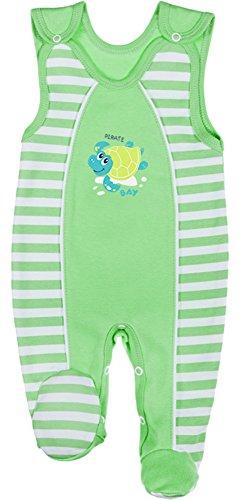 Be Mammy Baby Jungen Strampler BEEK0017 - verschiedene Farben und Größen wählbar