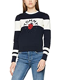 Tommy Hilfiger Pazia Graphic Swtr suéter para Mujer
