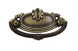 Fun N Shop Antique Design Cupboard Drawer Folding Handle, 8 x 4 cm (Pack of 1)