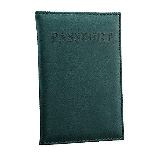 Zolimx Passbuch Reisepassinhaber Dedizierter Nice Travel Passport Case Ausweishülle Schutz Veranstalter ID-Kartenabdeckung - Passport Travel Tote