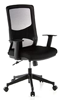 HJH Office LAVITA Silla de oficina Negro 70 x 29.6 x 61 cm (B004G9AD4E) | Amazon Products