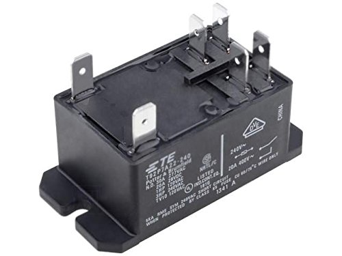 T92P7A22-240 Relay electromagnetic DPST-NO 30A/277VAC 20A/28VDC 30A 6-1393211-2 -
