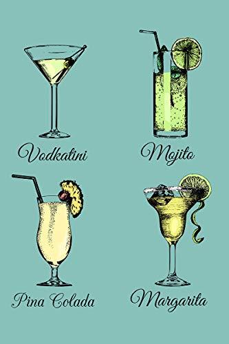 Große Margarita (Postereck - Poster 2103 - Cocktail Plakat, Vodka Mojito Pina Colada Margarita Größe DIN - A2-42.0 cm x 59.4 cm)