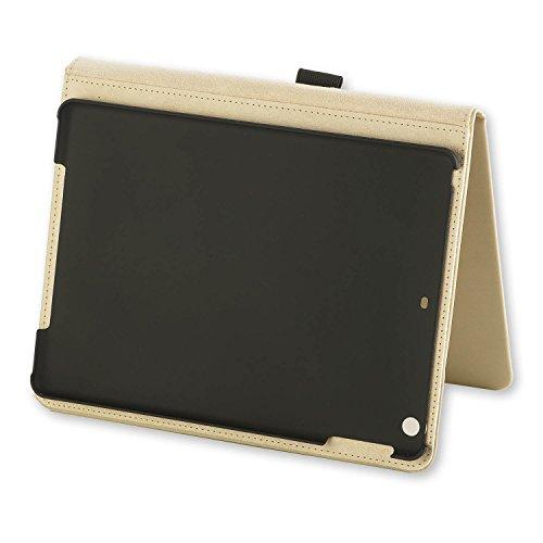 Moleskine Khaki Beige iPad Air Cover with Volant Notebook