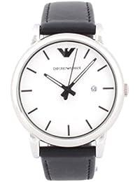 2915026b29ef Amazon.es  Armani - Blanco   Relojes de pulsera   Hombre  Relojes