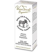 Crema Per Il Contorno Occhi per Occhiaie Puffiness e rughe con asino Latte–40ml