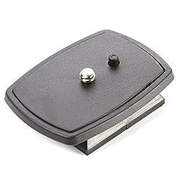 Magideal Universal Quick Release QR Plate Tripod Head for Velbon CX-444 CX-888 CX-460
