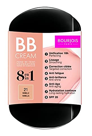 Bourjois BB Cream Foundation Number T21, Vanille