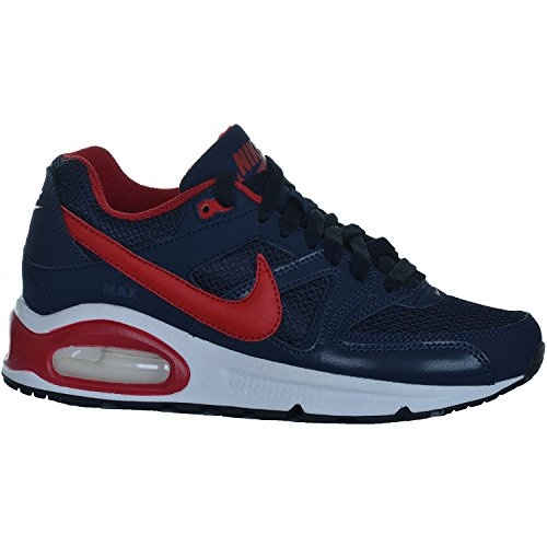 Nike Air Max Command GS 407759461 Obsidian/Gym Rosso-bianco