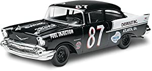 Revell-1957 Chevy Black Widow 2n1,Escala 1:25 Kit de Modelos de plástico, (14441)