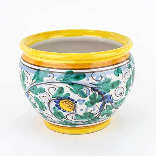 Zoom IMG-1 cache pot portavaso in ceramica