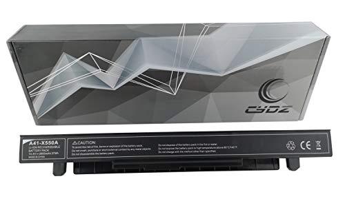CYDZ 14.4V 2600mAh Laptop Akku A41-X550A für ASUS X450CA X450EA X550CA X550CC X550LA X550LB X550LD X550JD X550JK X550LN X550VC X550EP X550WE X552CL X552EA FX50JK F550C R510CA (2600mAh)