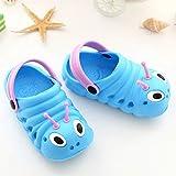 Mosstars Sandalias niños Verano 2019 Verano niños pequeños Niños bebés Chicas de Dibujos Animados Lindo Sandalias de Playa Zapatillas con Cordones Zapatos Primeros Pasos Bebe