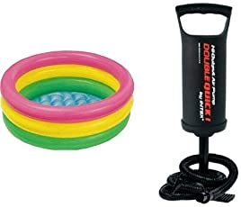 Intex 3 Feet Pool and Pump Bundle