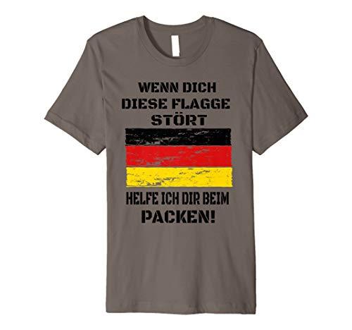 Deutschland Flagge Shirt I Patriot
