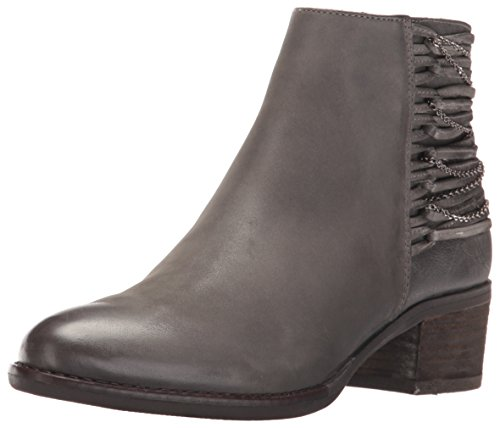 Steve Madden Womens Chily Boot Grey Nubuck