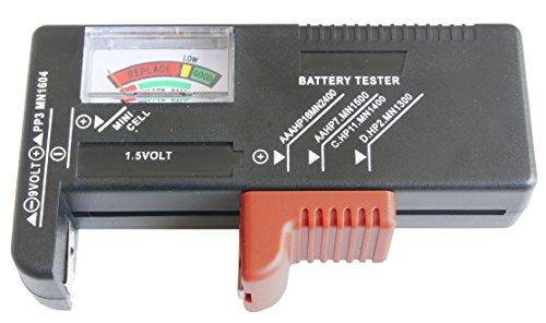 CON:P B29821 Batterietester