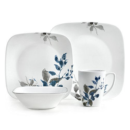 corelle-vitrelle-glass-kyoto-night-chip-and-break-resistant-dinner-set-set-of-16-grey-blue