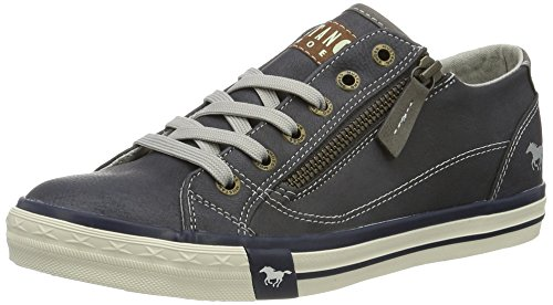 Mustang 1146-302-800, Sneakers Basses Femme Bleu (800 Dunkelblau)