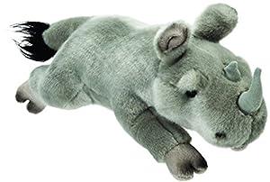 Suki Gifts 12126Suki Classic liegendes Rinoceronte Peluche, 30cm, 30cm