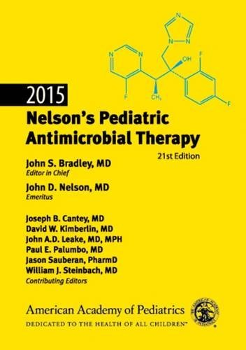 2015 Nelson's Pediatric Antimicrobial Therapy (2015-02-28)