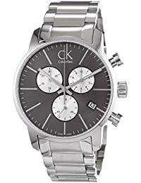 Calvin Klein City Chrono K2hG2714X Cronografo uomo Swiss Made