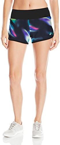 ASICS donna' s Everysport Shorts, Shorts, Shorts, Donna, Sea Wave nero, XL | Consegna ragionevole e consegna puntuale  | riduzione del prezzo  | Lasciare Che I Nostri Beni Vanno Al Mondo  | Design moderno  100da5