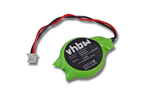vhbw Batterie Bio 200mAh (3V) Notebook, Ordinateur Portable IBM ThinkPad T23, ThinkPad T30, ThinkPad T40, ThinkPad T41 comme 02K6541.